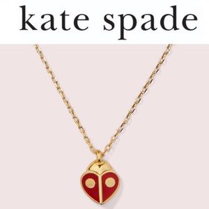 Kate Spade Animal Party Ladybug Mini Penda…